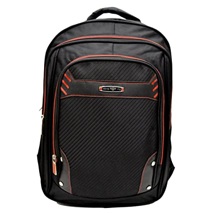 INKDICE 17 INCH Ranger Black Laptop Bag Laptop Backpacks