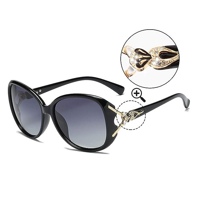 9891951099e Classic Polarized Oversized Sunglasses for Women HD Lens UV Protection  shades Fashion Retro Goggle Designer Eyewear
