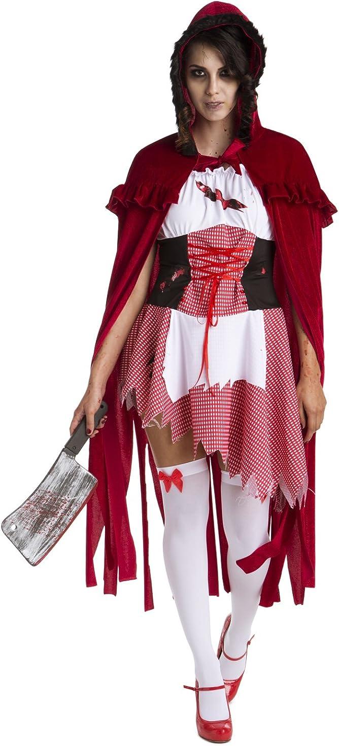Zombie Mermaid Ladies Fancy Dress Fairy Tale Horror Adults Halloween Costume