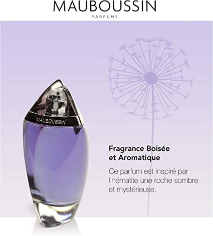 Mauboussin By Mauboussin For Men. Eau De Parfum Spray 3.3 Ounces:  Mauboussin: Amazon.com.mx: Salud y Cuidado Personal