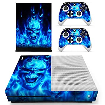Fashion Style Black Ops 3 Xbox One Ssticker Console Decal Xbox One Controller Vinyl Skin Video Game Accessories Faceplates, Decals & Stickers