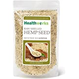 Healthworks Shelled Hemp Seeds 2lb, Pesticides free
