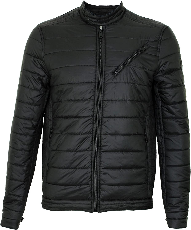 Threadbare Herren Jacke * One Size: : Bekleidung