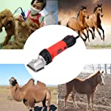 Sheep/Horse Clippers Electric Goat Shears, Portable