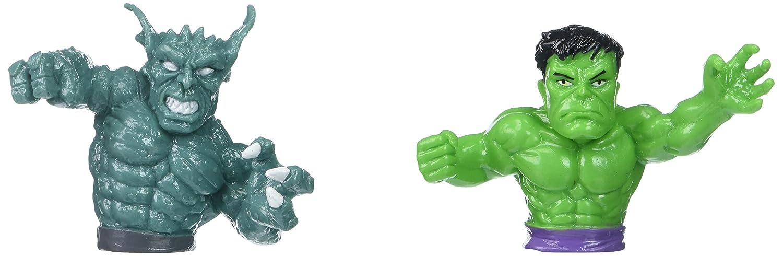 Marvel Hulk vs Abomination Finger Fighters Action Figures