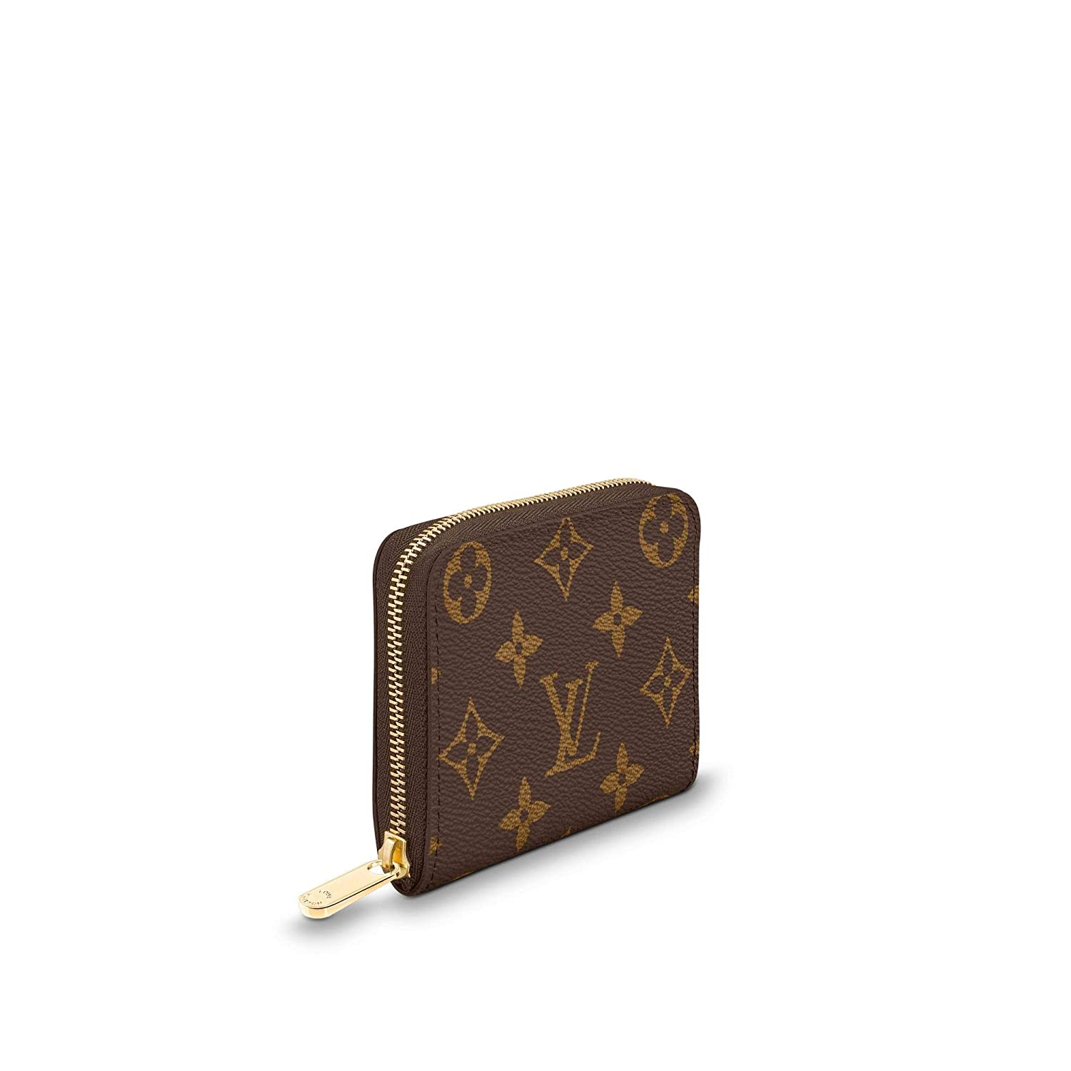 Amazon.com: Louis Vuitton Zippy Coin Purse Monogram Canvas ...