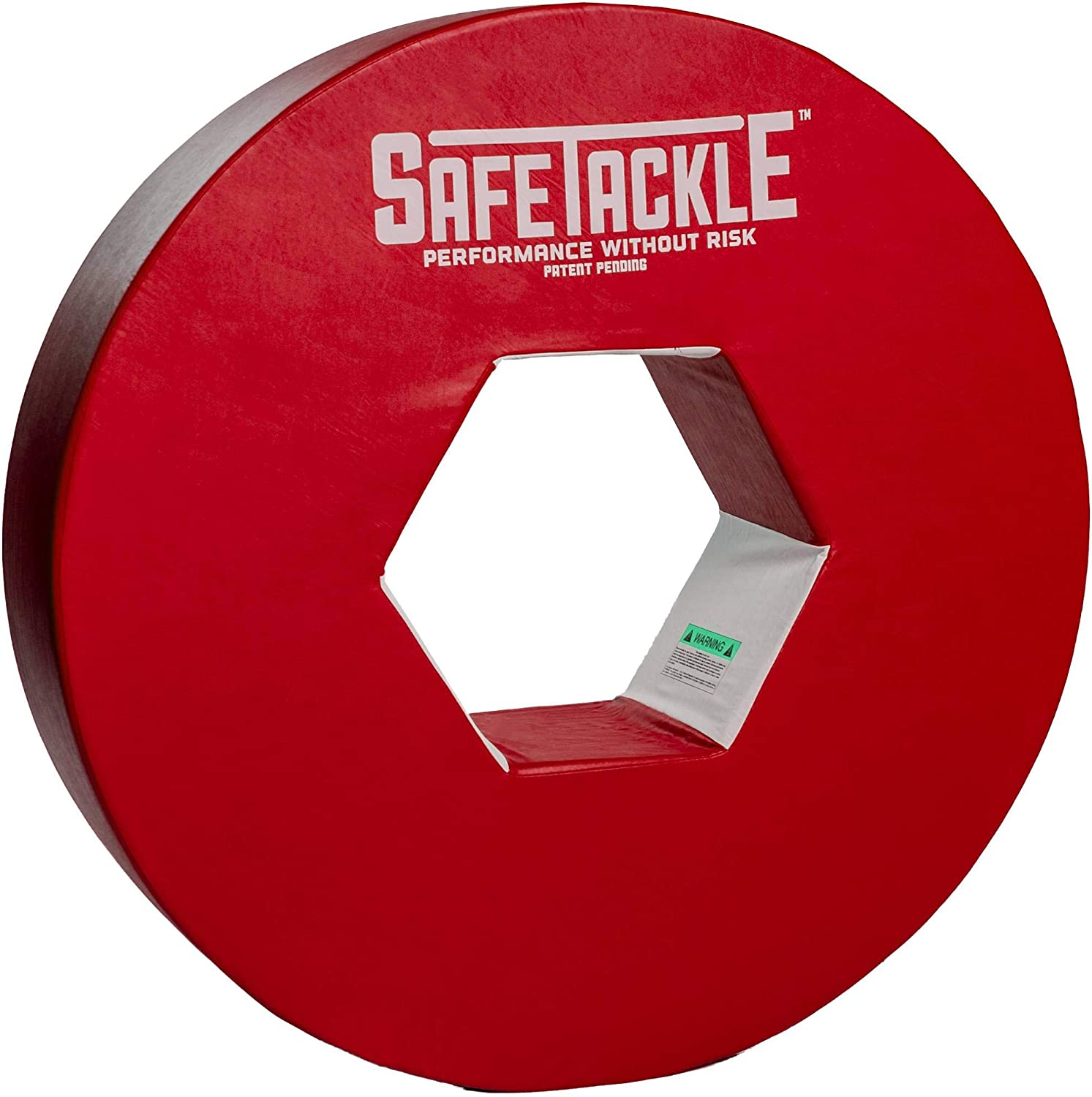 Image of SafeTackle Pro Football Tackle Ring - Performance Without Risk