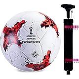 VOODANIA Telstar Official International World Cup Football Size 5, 26 cm, Multicolor