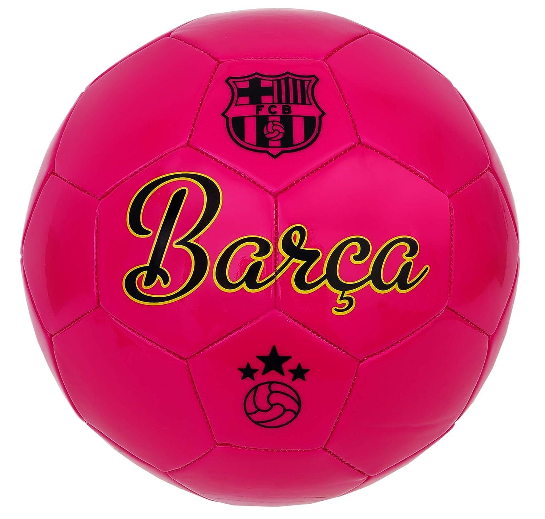 Balón de fútbol FC Barcelone – T 5: Amazon.es: Deportes y aire libre