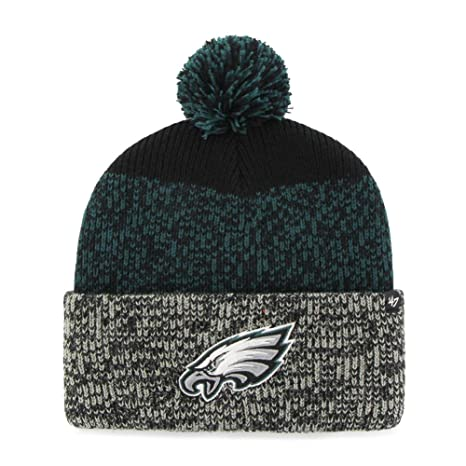 Image Unavailable. Image not available for. Color   47 Philadelphia Eagles  Beanie Static Cuff Knit Hat 9f7933702