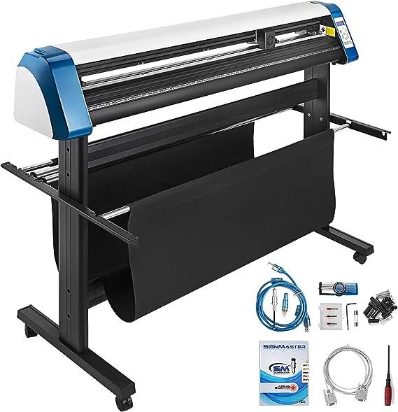 VEVOR kit de cortador de vinilo para hacer carteles con software de diseño y corte: Amazon.es: Electrónica