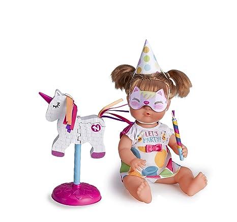 Nenuco Baby Doll Pinata Birthday Party, Multicolour (Famous, is 700014770)