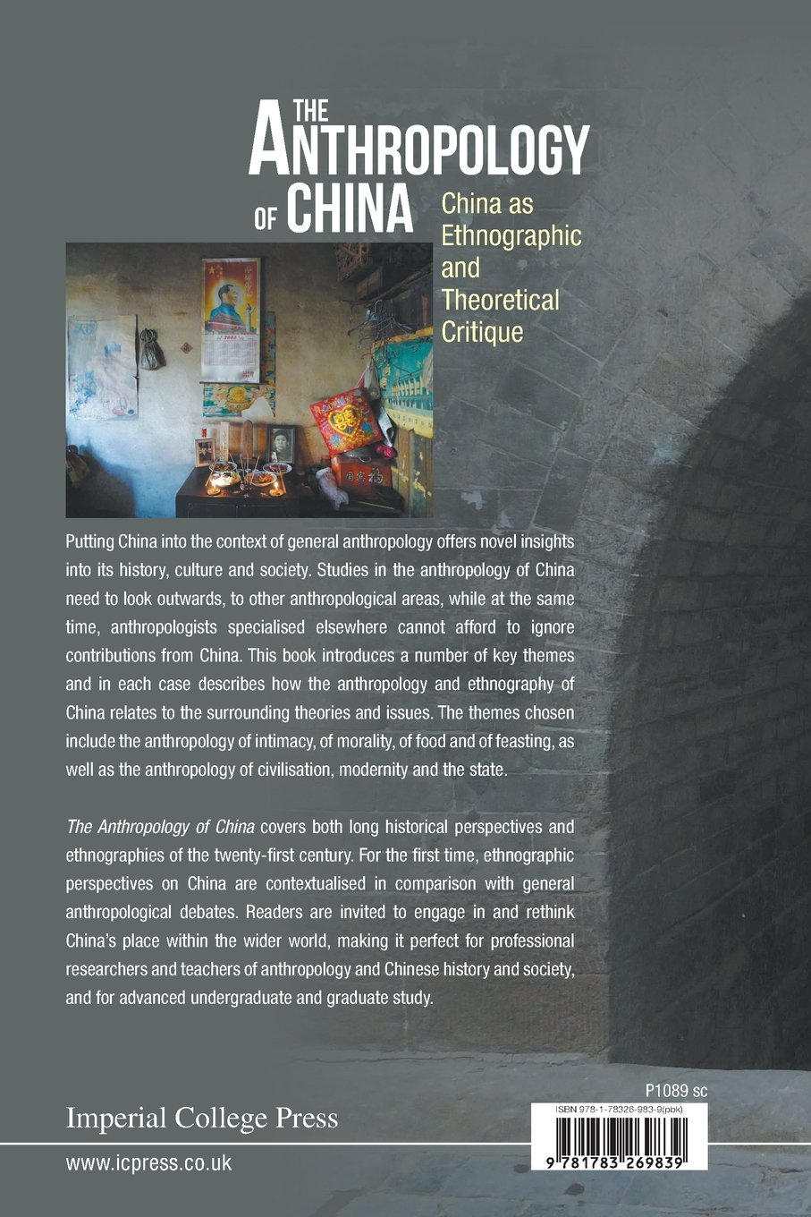 The anthropology of china china as ethnographic and theoretical the anthropology of china china as ethnographic and theoretical critique charlotte bruckermann stephan feuchtwang 9781783269839 amazon books fandeluxe Choice Image
