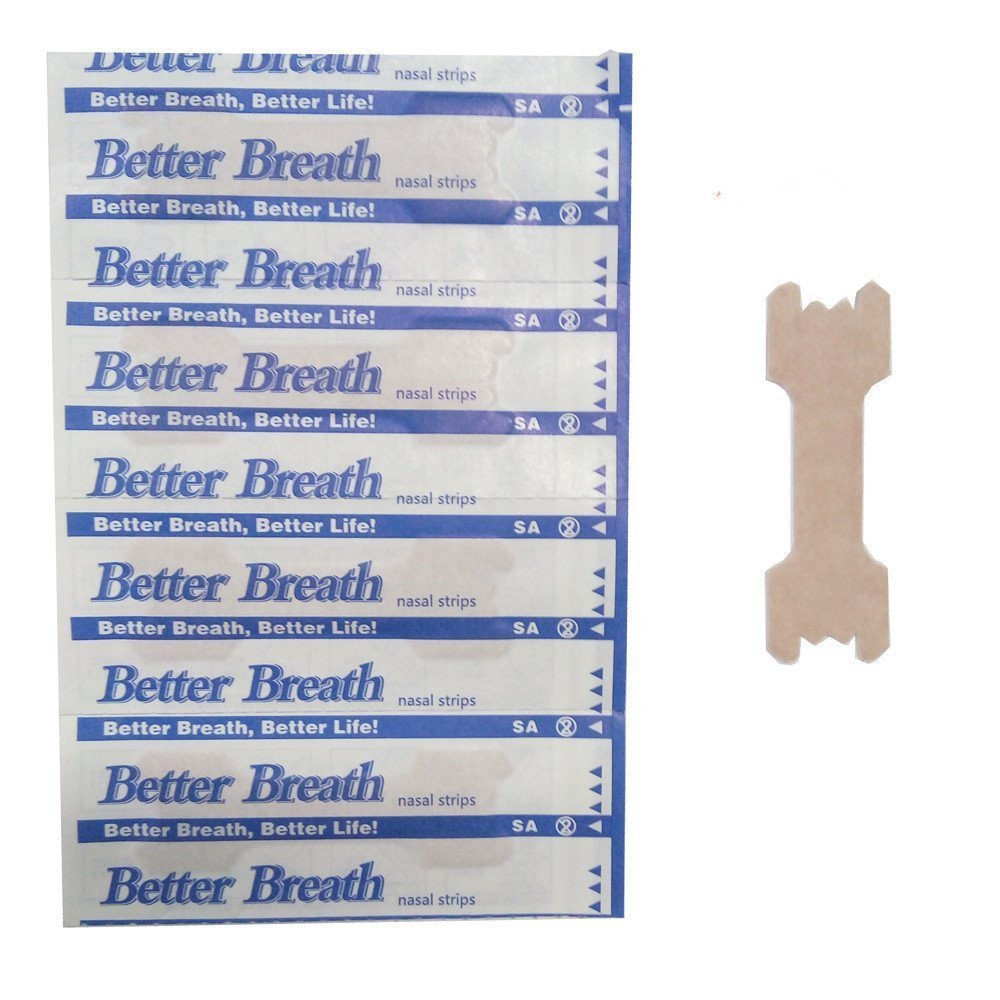 120 Strips Nasal Strips (Small) Better Breath/Reduce Snoring Right Now by VeniCare