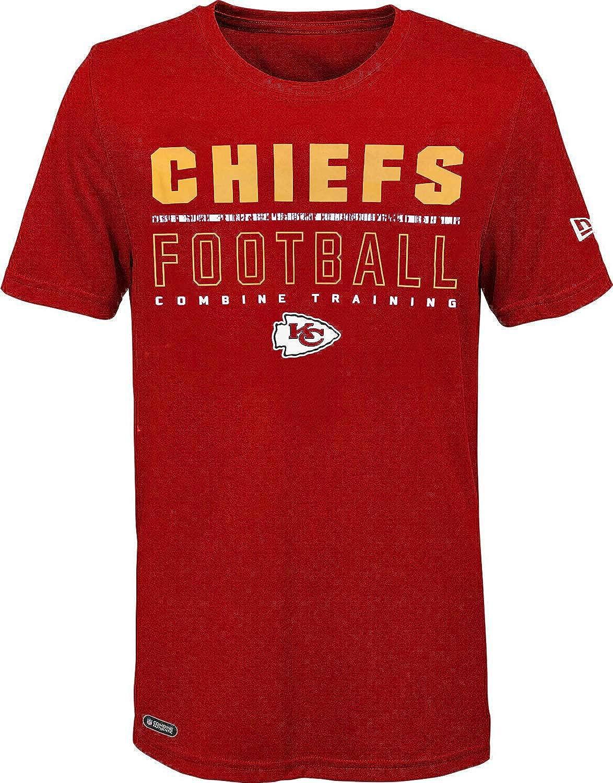 NFL Mens Primary Logo Audible Team Color T-Shirt