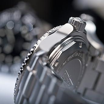 Amazon.com: Davosa Swiss Made Men Wrist Watch, Ternos Ceramic 16155510 Professional Automatic Analog Display & Luxury Bezel: Watches