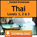 Instant Immersion Thai Levels 1, 2 & 3 [Online Code]