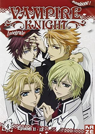 vampire knight guilty episode 5 uol