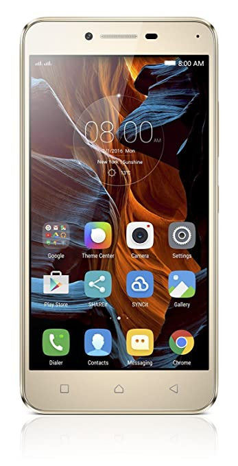 Lenovo Vibe K5 (Gold, Volte Update)  Amazon.in  Electronics a3dfe616ba0