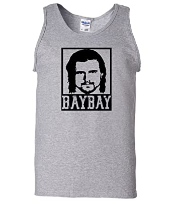 3dfb6f561872fe Adam Cole Bay Bay Undisputed Tank Top WWE Wrestling Wrestler Unisex T Shirt  (Small)