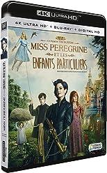 Miss Peregrine et les Enfants Particuliers [4K Ultra HD + Blu-ray + Digital HD]