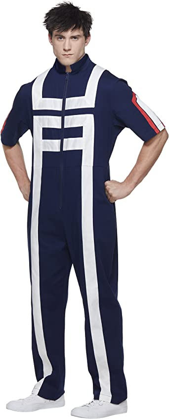 Adult My Hero Academia Tracksuit Costume | OFFICIALLY LICENSED