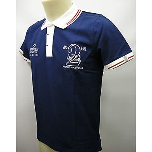 Polo hombre camiseta camiseta rugby Jersey AF63 FERRANTE L38626 ...