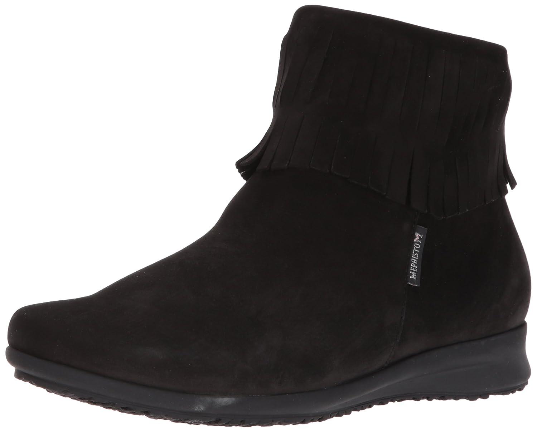 Mephisto Women's Faustina Ankle Bootie B06XK26H9X 9.5 B(M) US|Black Bucksoft