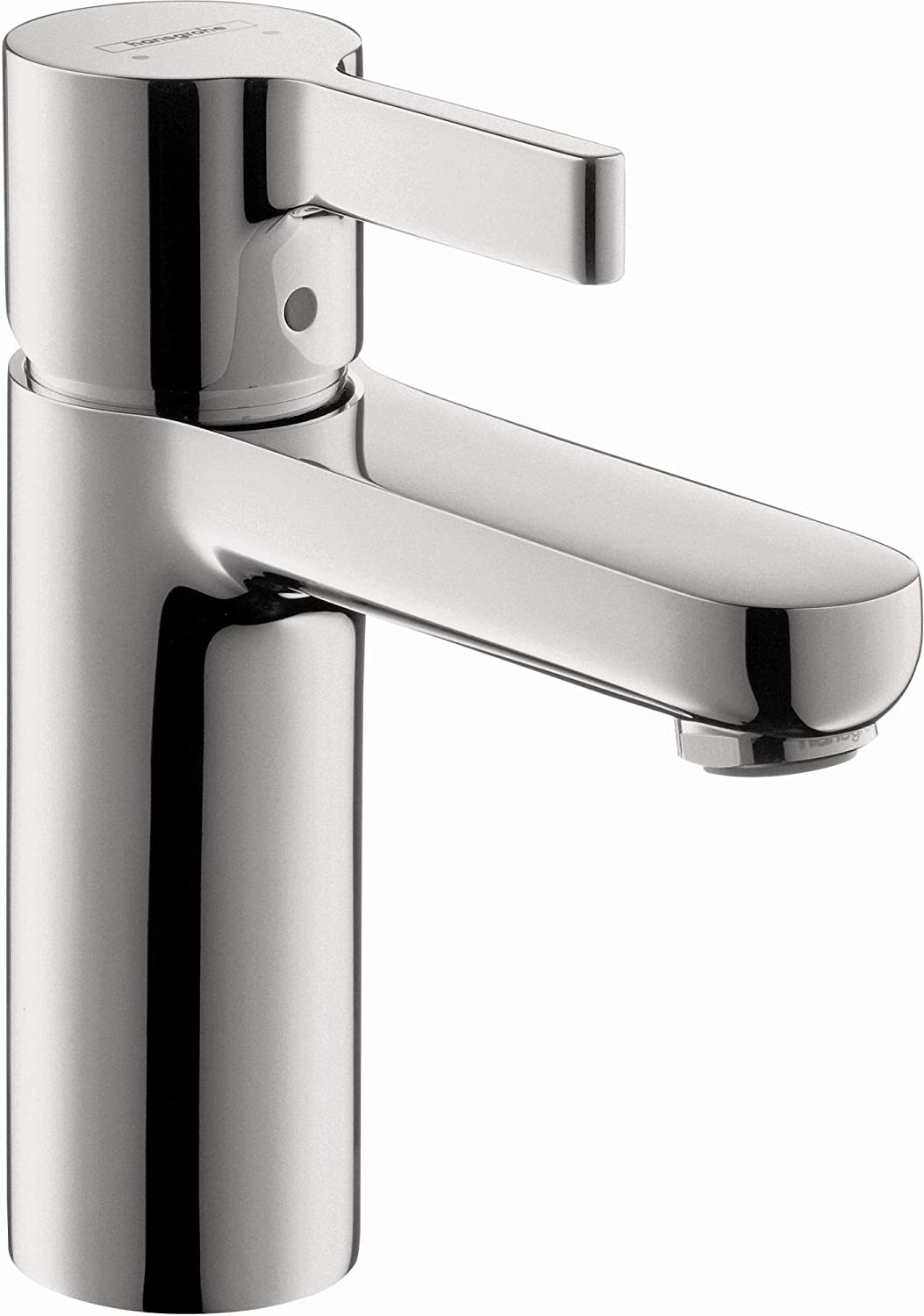 Hansgrohe Metris S Modern Low Flow Water Saving 1 Handle 1 6 Inch Tall Bathroom Sink Faucet In Chrome 31060001 Touch On Bathroom Sink Faucets Amazon Com