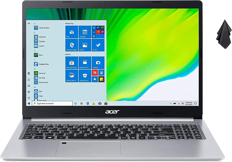 2021 Newest Acer Aspire 5 Slim Laptop, 15.6