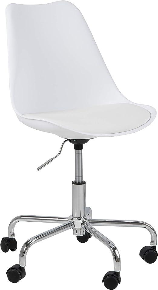 Amazon Brand - Movian Arendsee - Silla de escritorio, 55 x 55 x 93 ...