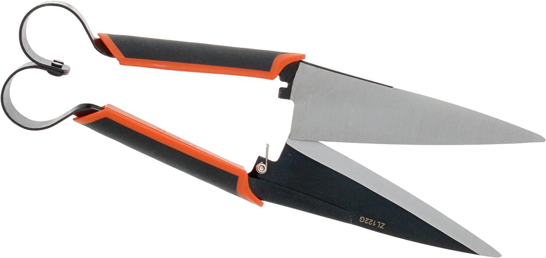 "4.25"" cutting blade Zenport ZL122M Mini sheep//topiary Shears Single bow"