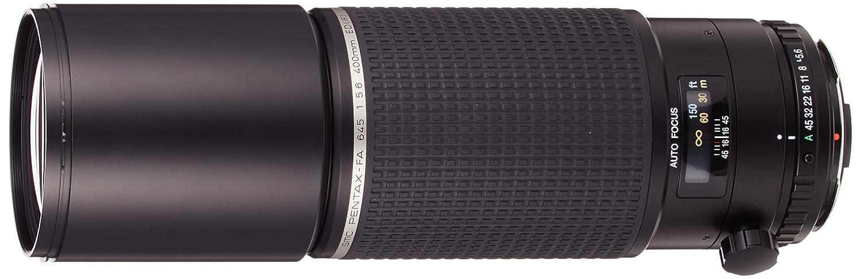 PENTAX 超望遠単焦点レンズ FA645 400mmF5.6ED[IF] 645マウント 645サイズ645Dサイズ 26545 レンズのみ  B006GK5BP2