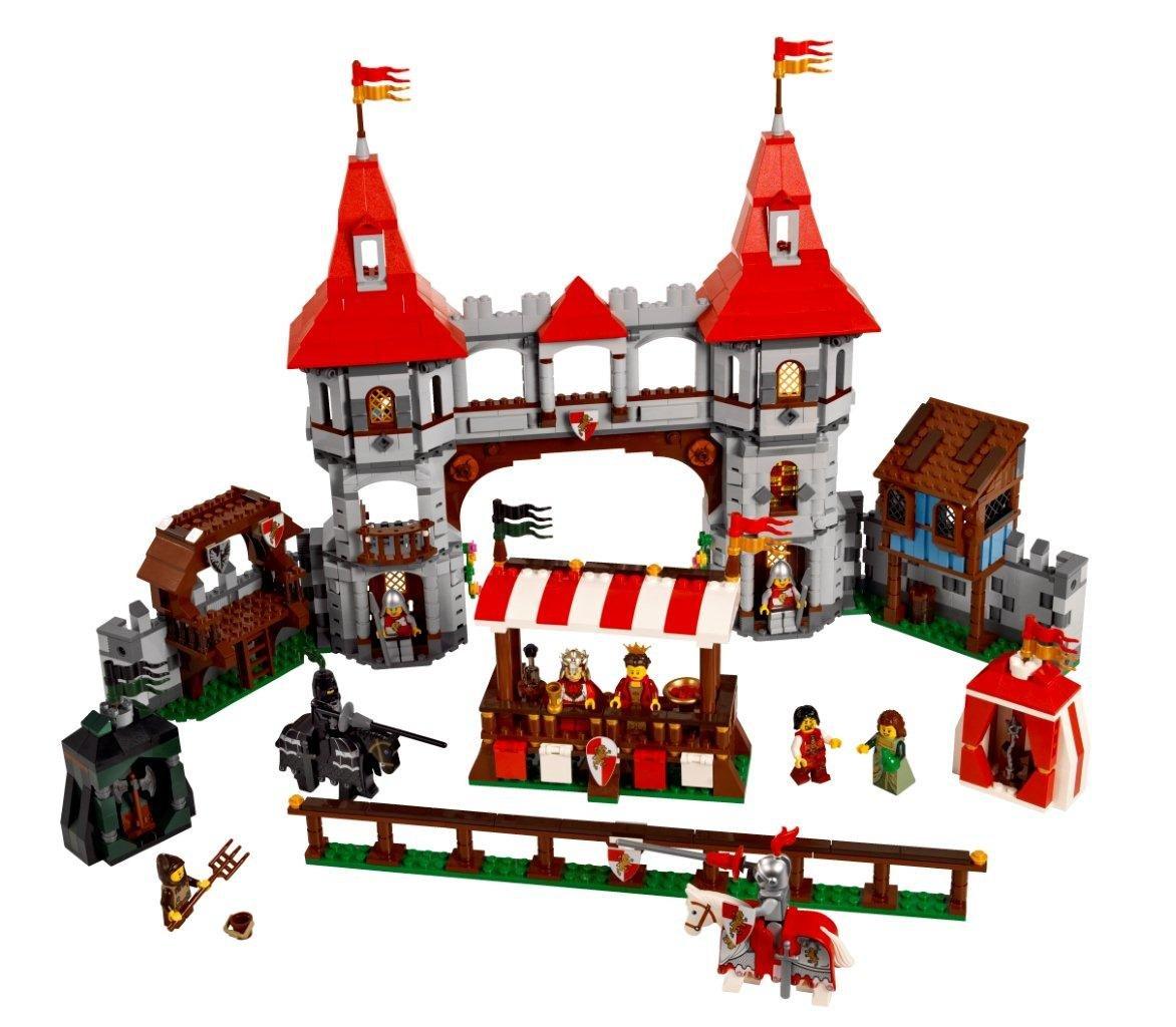 Spielzeug Ritterburg - Lego Ritterturnier Kingdoms