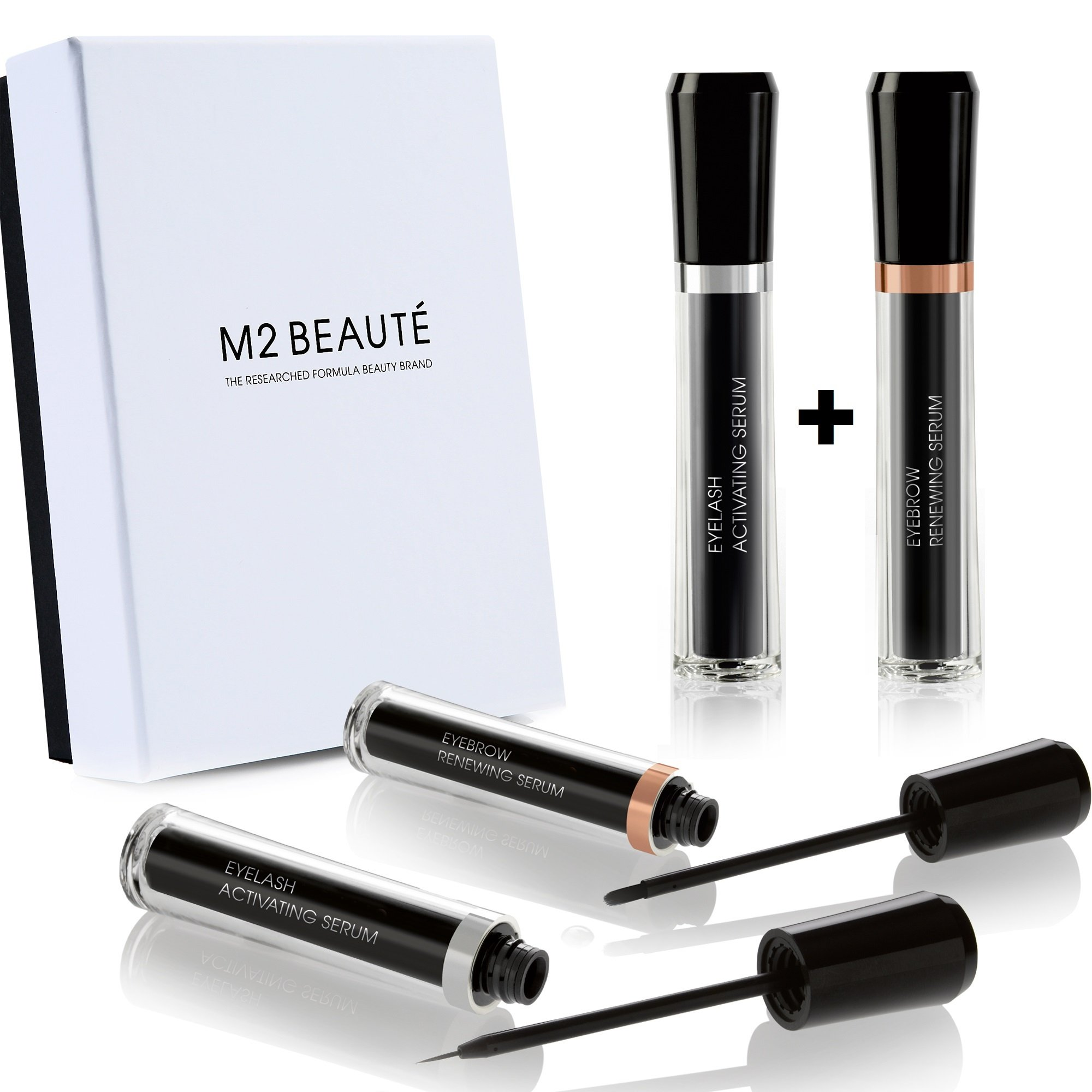 Amazon M2 Beaute Eyelash Activating Serum 5 Milliliter And M2