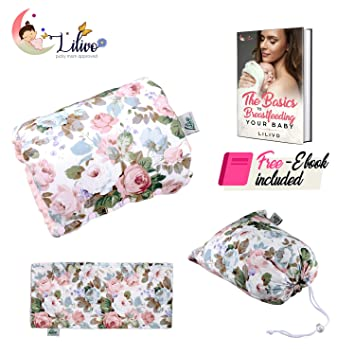 Pillow Cover, Plant LAT LEE AND TOWN Nursing Pillow and Positioner,Positioning /& Support for Breastfeeding Moms /& Baby,New Comfortable Maternity Nursing Pillow Cover Slip