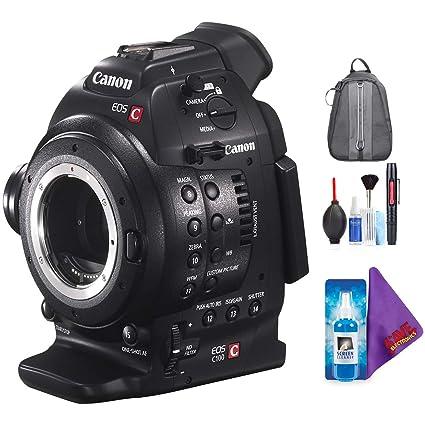 Amazon com : Canon EOS C100 Cinema EOS Camera with Dual