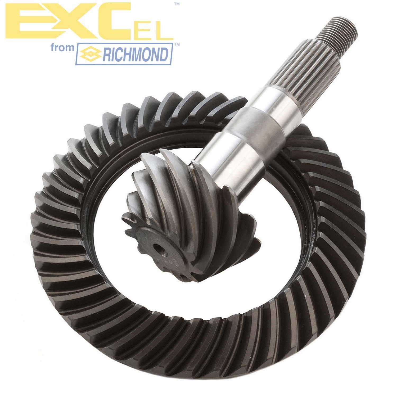 EXCel D30456TJ Ring and Pinion (Dana 30 4.56 TJ)