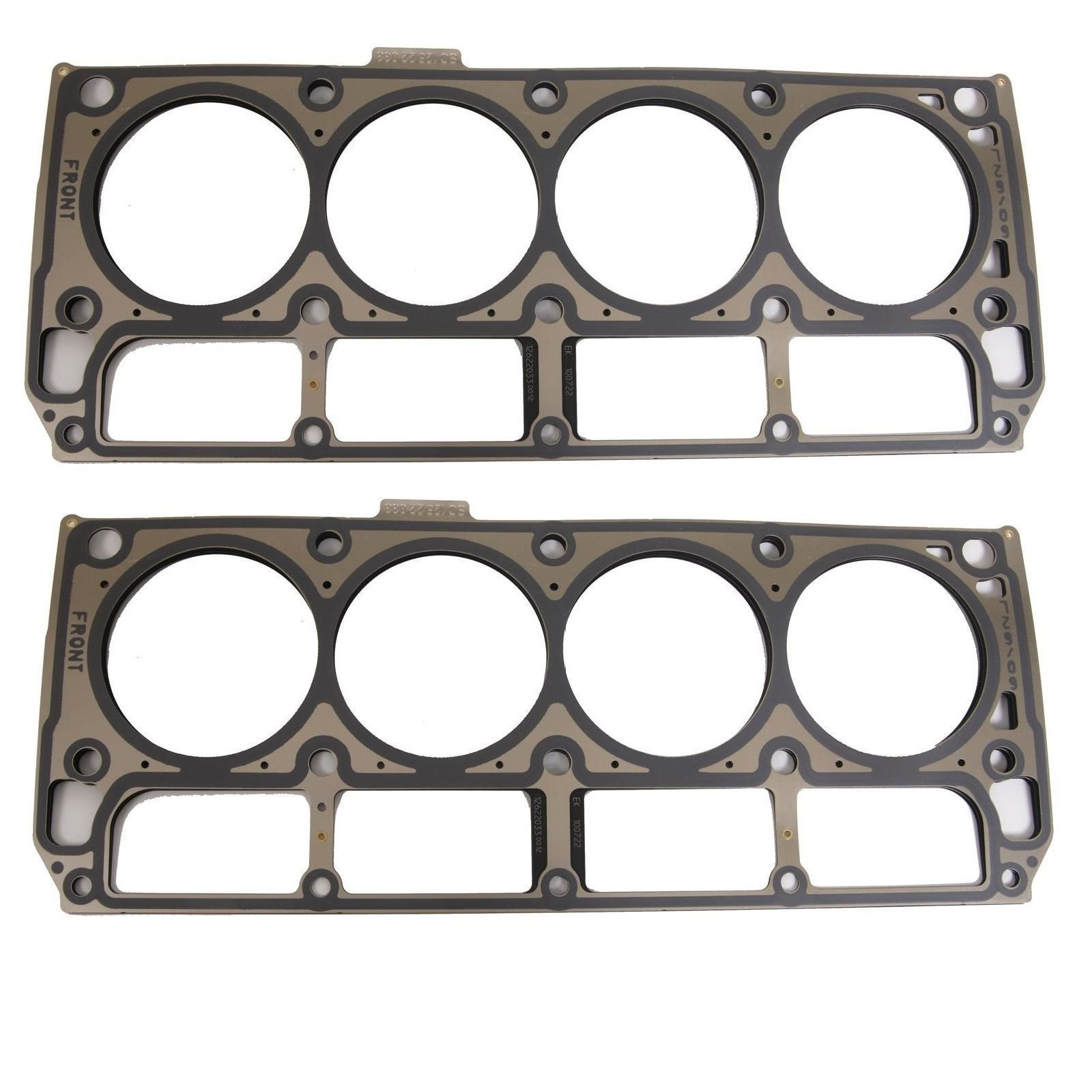 Brian Tooley Racing LS9 Cylinder Head Gaskets MLS PAIR Turbo Multi Layer 4.100 Bore by Michigan Motorsports