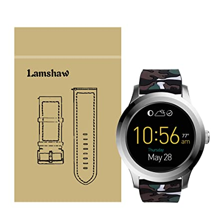 Amazon.com: lamshaw magnético Milanese Loop acero inoxidable ...