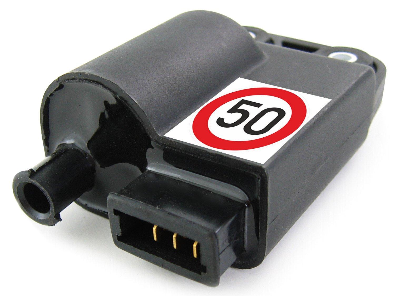 Piaggi-o SR 50 Sport CDI besitzt integrierte Z/ündspule Piaggi-o SR 50 Street Offene Tuning Sport CDI Aprilia SR 50 Racing