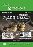 2,400 Call of Duty: Modern Warfare Points - Xbox One [Digital Code]