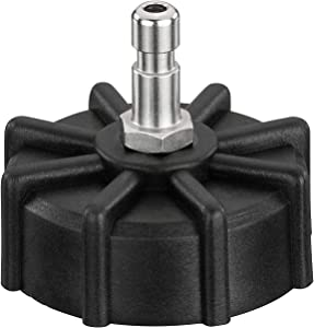 ARES 18000-42mm Master Cylinder Adapter - Use with Most European and Some Domestic Vehicles - Use with Brake Fluid Bleeders