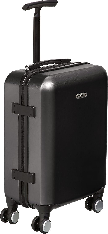 AmazonBasics Hardshell Spinner Suitcase Luggage with Built-In TSA Lock and Wheels