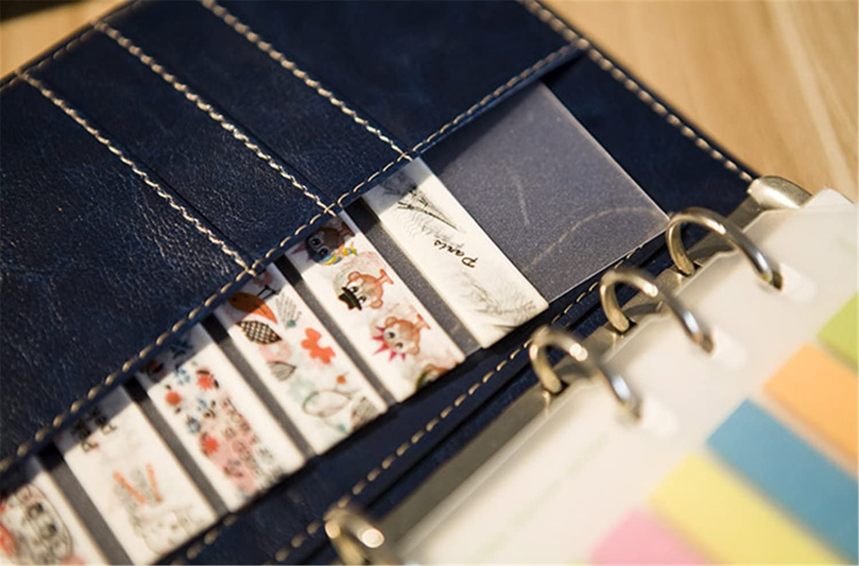 PVC Washi Tape Sample Board Japanese Masking Paper Tape Board 10pcs