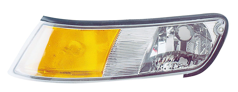 Eagle Eyes FR254-U000L Mercury Driver Side Park/Signal Lamp FO2550124V rm-EGL-FR254-U000L