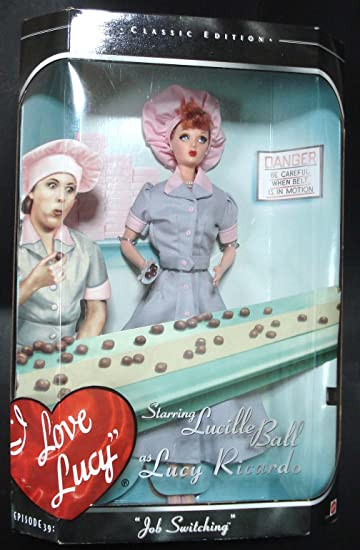 I Love Lucy Job Switching In Color