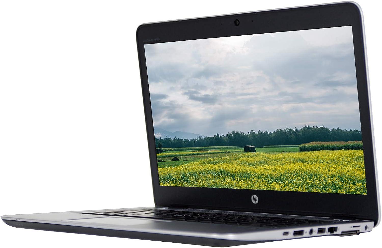 """HP Elitebook 840 G3 14"""" Laptop, Core i5-6300U 2.4GHz, 8GB RAM, 500GB Hard Drive, Windows 10 Pro 64bit, CAM (Certified Refurished)"""