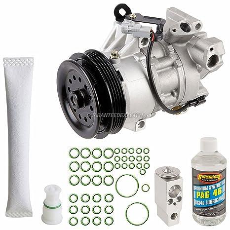 Amazon.com: AC Compressor w/A/C Repair Kit For Scion xA & xB - BuyAutoParts 60-81570RK NEW: Automotive