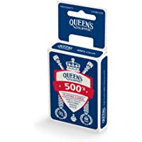 QUEEN'S SLIPPER 144200 - 500S Singles Playing Cards